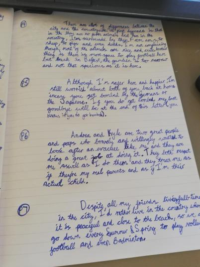 Harry evacuee letter 2