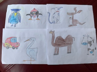 Robbie's animals 1