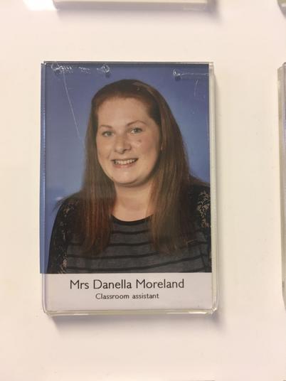 Mrs Danella Moreland