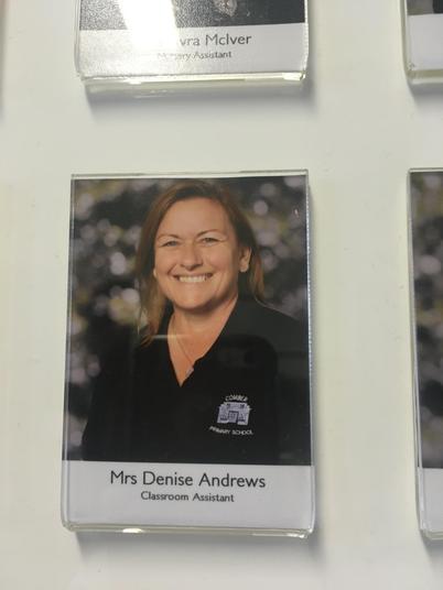 Mrs Denise Andrews