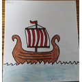 Super ship Viktorija