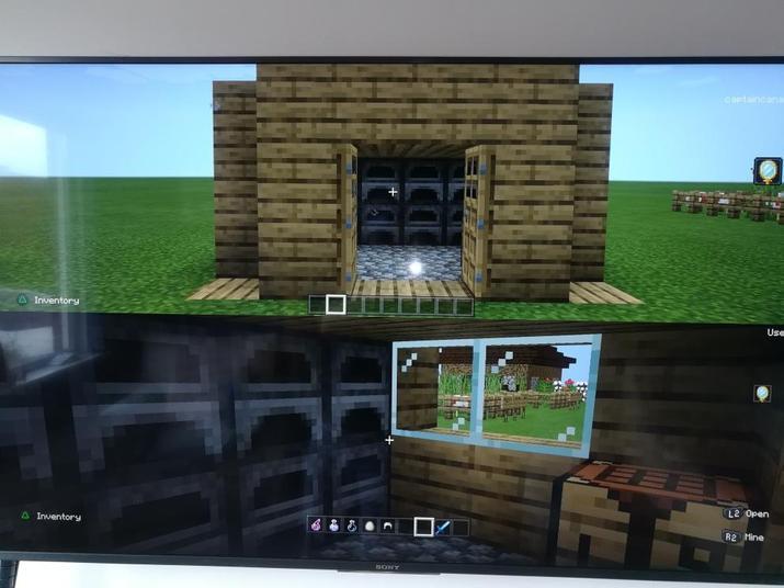 Noah (and Joseph)'s fabulous Minecraft builds