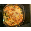 Asher's chicken and broccoli bake
