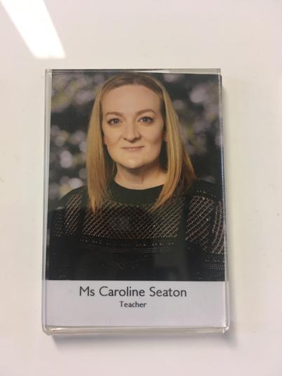 Miss Caroline Seaton