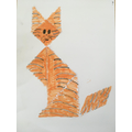 Riley's 'tiger' tangram