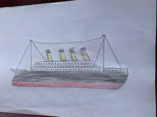 Robbie Titanic 3