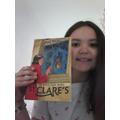 Fiona loves reading the St Clare's books