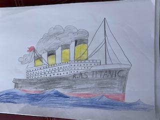 Robbie Titanic 1