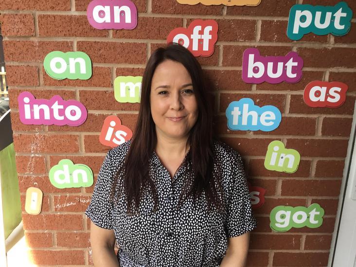 Miss McIntyre ~ EYFS Lead and Reception Teacher