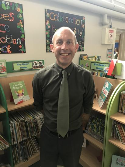 Headteacher - Paul Freear