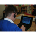Using ICT to compose.