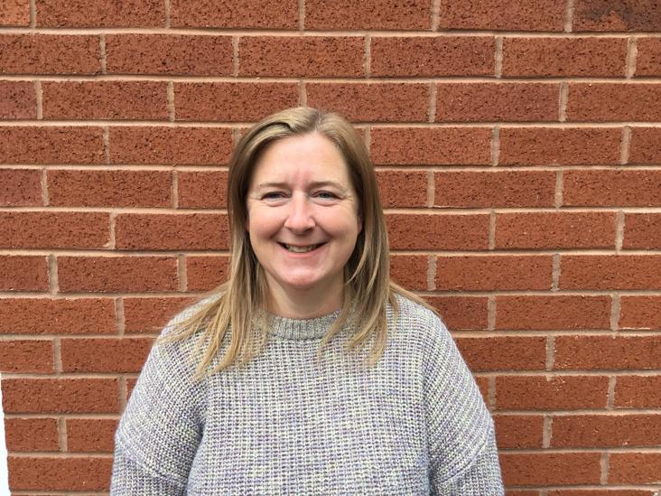 Mrs Bates, Nursery Teaching Assistant