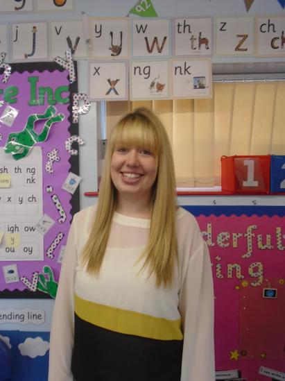 Mrs Fox (Reception Teacher)