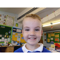 Big smiles in year 3