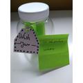 Wish jar challenge