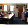 We've enjoyed performing poetry since Poetry Day!
