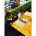 Creating feeling charts
