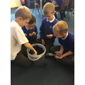 Burying our artefacts