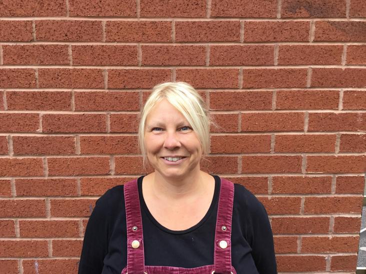 Mrs Keeling, Nursery Teaching Assistant