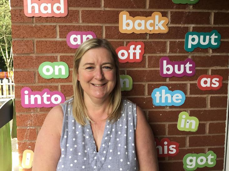 Mrs Bates, Teaching Assistant