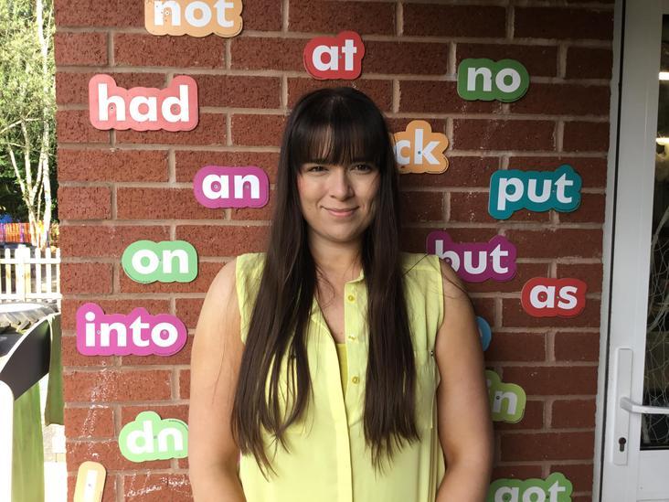 Miss Bowen ~ Teaching Assistant
