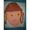 Mrs Schofield's class- Self Portraits