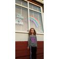 Brilliant rainbows, Alexia!