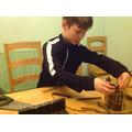 Evrim's pencil pot challenge