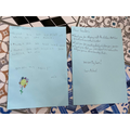 We are loving these letters of thanks!