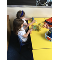 We filled our marble jar and gained our first Golden Time.