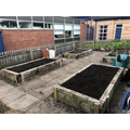Getting there - 2 beds ready!