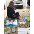 Oliver's maths with money