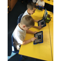 We have been coding our own game.