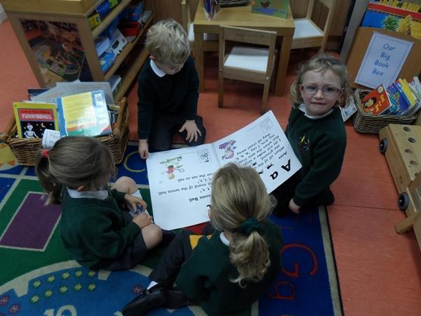 we like sharing books!
