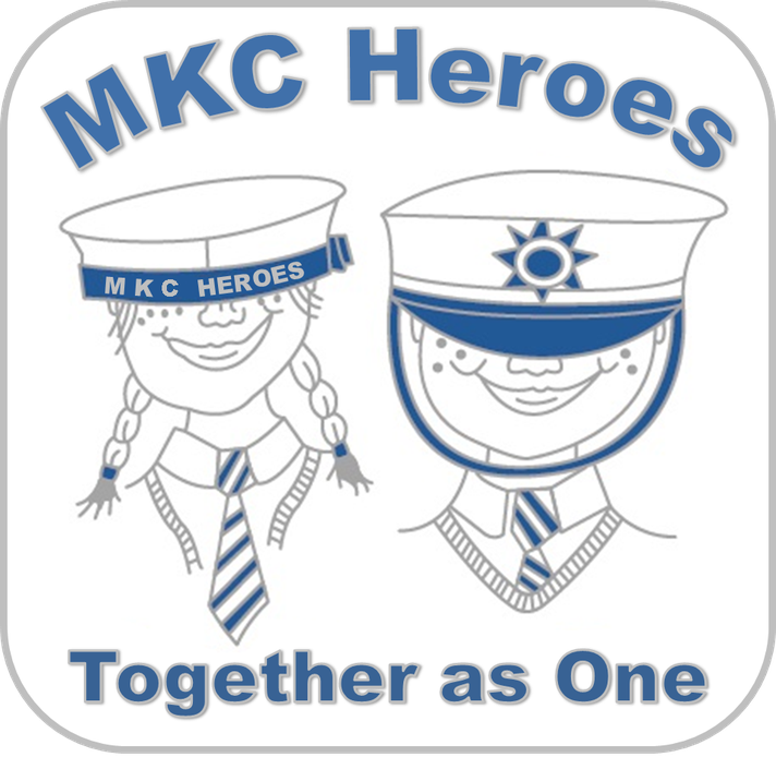Image result for mkc heroes logo