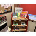 Top 5 class reads in Year 1