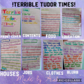 Look at this amazing Tudor booklet by Aisha in 5P.