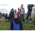 Hafsa had a good time