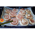 Pizza Pinwheels by Tayyibah 2W