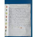 Hamza -- great improvement in writing!