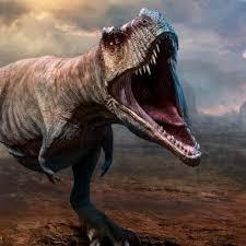 What words can you think of to describe the dinosaur?