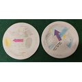 Water Cycle Plates