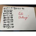 Alesha -  great maths work!