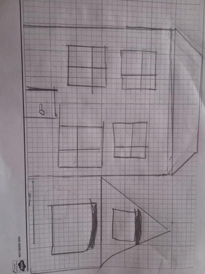 Zakariya designed a house.