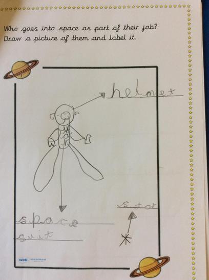 A fantastic drawing by Umar