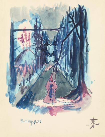 'Eeriness' by J.R.R.Tolkien