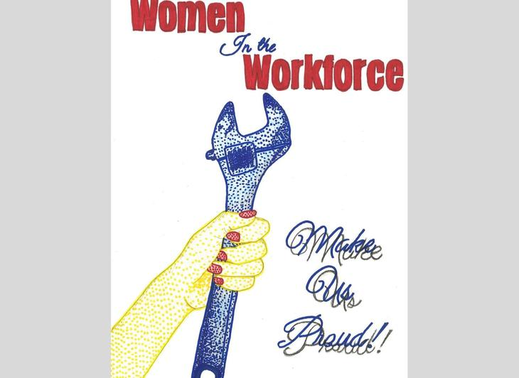 WW2 Propaganda Poster