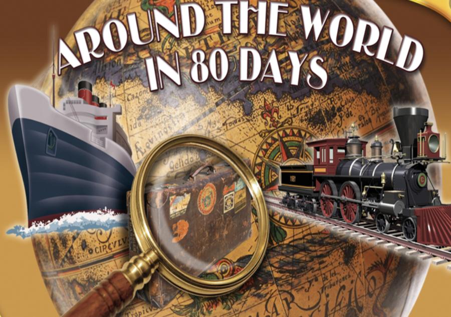 Around the world in 4 Days...