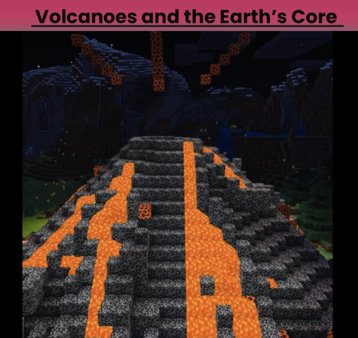 Using Minecraft to help understand our planet