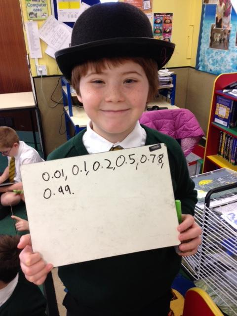 25.03.2015: ordering decimals and fractions